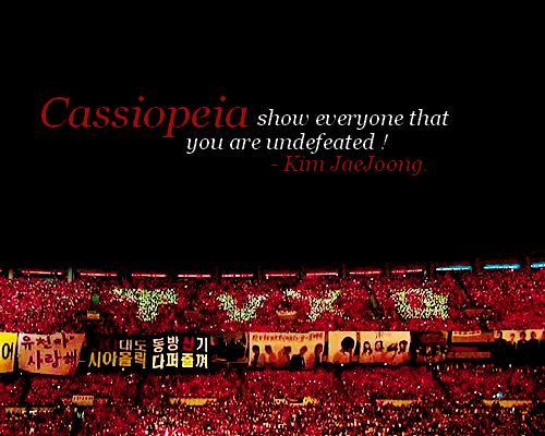 menajae:  The last time I checked, Cassiopeia had 5 stars. Not 2 or 3.So, unless you believe in all five. Don't call yourself one.