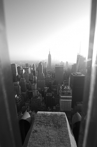 cfbphotography:  The empire state (by Christopher Frank Beitz) This photo is available on my society6 as a fine art print on either canvas, framed, or a photographic print.