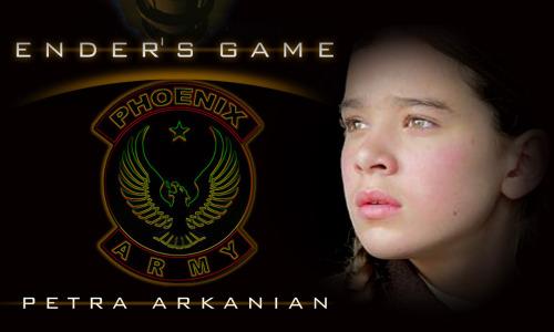 Hailee Steinfield is Petra Arkanian