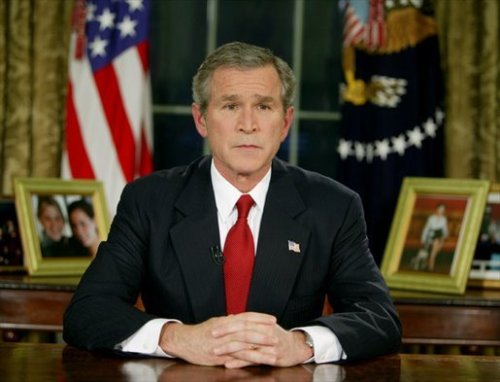 This day in history: President George W. Bush announces the commencement of military operations within Iraq, and thus, the beginning of the Iraq war. March 19, 2003 - 9 years ago today.