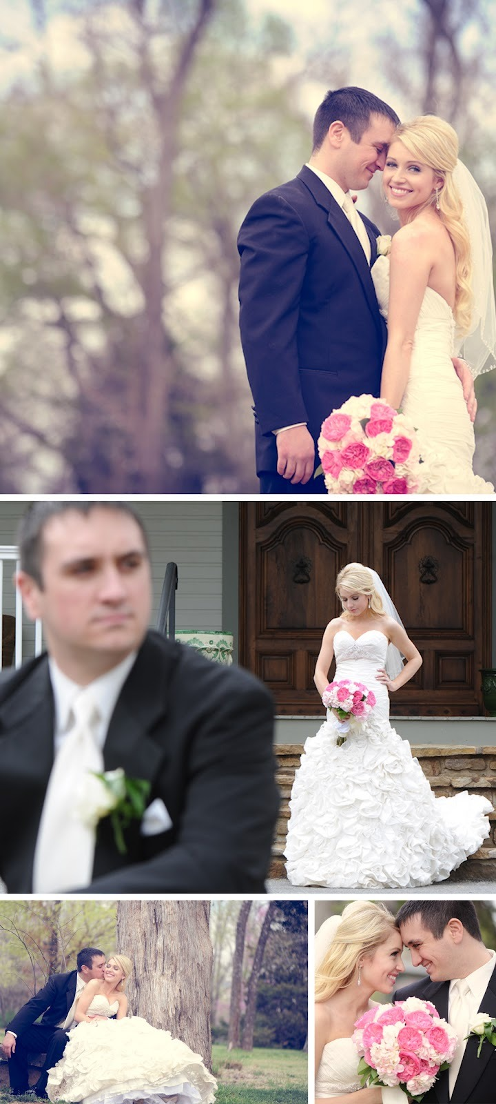 Wow, Britney from Big Brother 12 got married yesterday and the wedding was SO beautiful. I love it!  Click the photo for more photos.