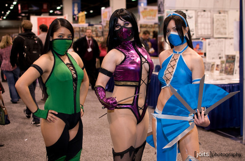 wondercon 2012 by Joits on Flickr.