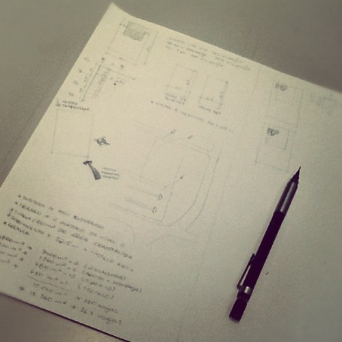 Projetando… Sempre! (Taken with instagram)