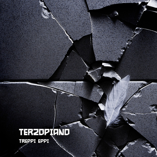 The cover artwork I realised for Treppi Eppi, the new album by Terzo Piano.