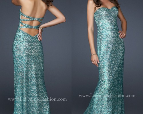 Our favorite dress is finally HERE!!! Get yours for Prom 2012.