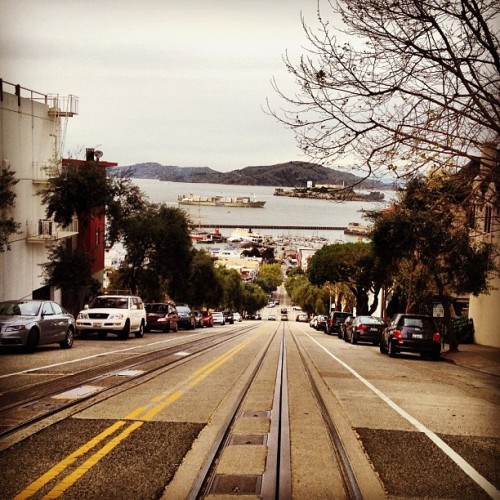 San Francisco livin' (Taken with instagram)
