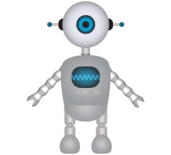 "yvettemargaret:  Create a Robot Caricature in Illustrator Here, at Yvelle headquarters, we try to inject a bit of fun in all that we do. In fact, we asked ourselves what would be a fun thing to do for our next tutorial? ""A robot!"" Not just any ordinary robot, a mascot of sorts. So this is it's debut, introducing Yvelle iBot!"