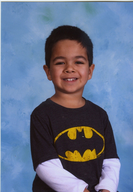 P - RNS School Photo 2012 on Flickr.My little Dark Knight….