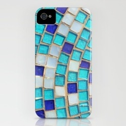 love this sea-inspired phone case.   source: the tarot of bohemia