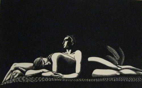 Rockwell Kent - The Lovers When I am with you, we stay up all night.When you're not here, I can't go to sleep.Praise God for those two insomnias!And the difference between them.-Rumi