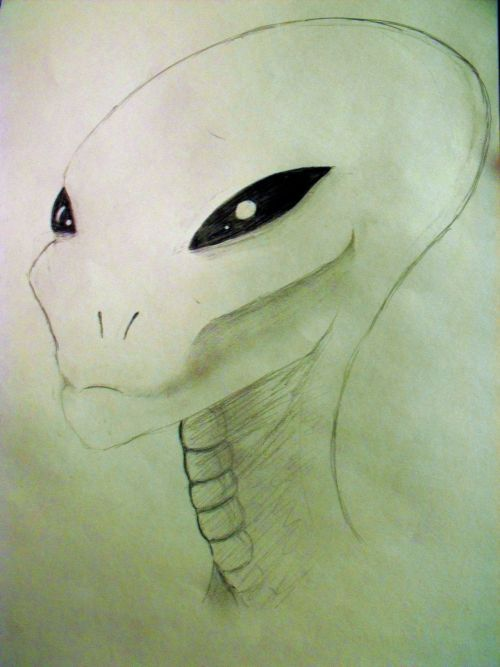 Work in progress. Alien