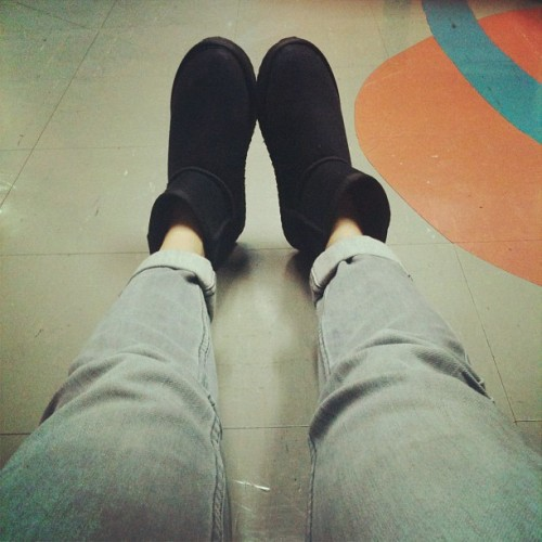 #fromwhereistand #morning #sleepy (Taken with instagram)
