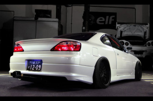 i will have a silvia soon
