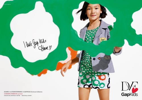 The DVF children's collection for The Gap is on brand and super cute… but why would DVF want to support a retailer struggling to stay relevant?