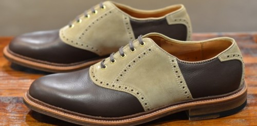 Saddle shoes… spring/summer must haves. nosecretsbetweensailors:  So I treated myself to a milkshake.
