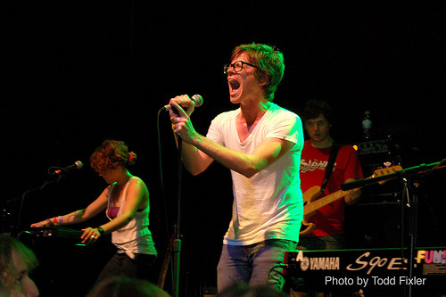 Fun.-Nate Ruess by TheUniversalCynic on Flickr.