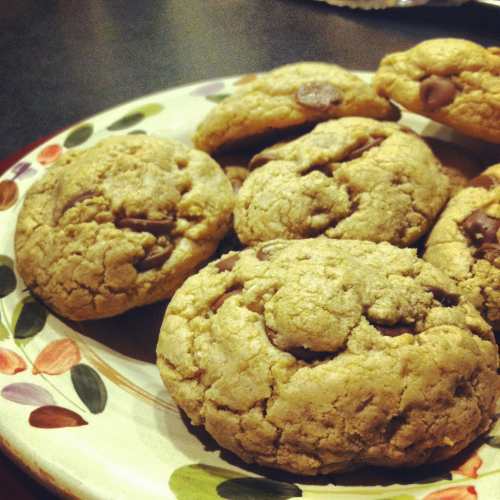 Just made some super yummy cookies!