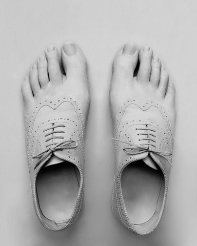 oliphillips:  Shoes Are Made of Skin by Juliette Bates