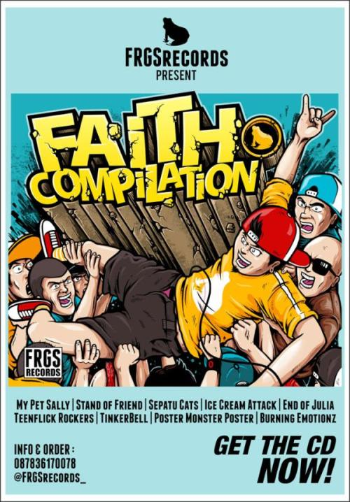 FAITH COMPILATION ALBUM | GET THE CD NOW! 087836170078 @FRGSrecords_