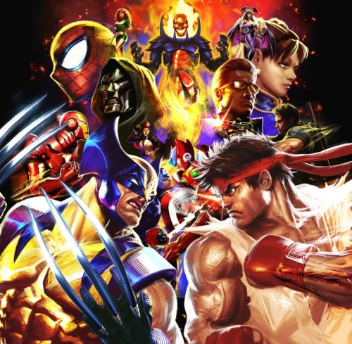 Marvel vs Capcom 3 by Dave Wilkins