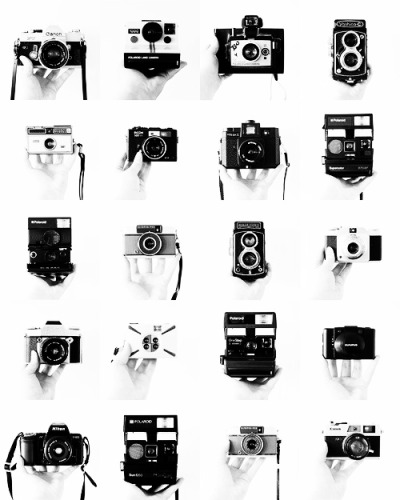 isawalo:  Want: vintage cameras I have a small collection of vintage cameras but this pretty much sums up the ones I want to have.