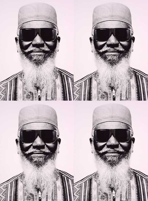Pharoah Sanders  daughterofthediaspora:  cool guy