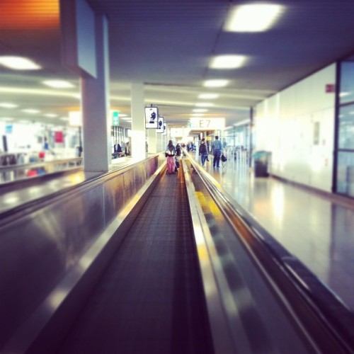Hello Amsterdam :) (Taken with Instagram at Amsterdam Airport Schiphol (AMS))