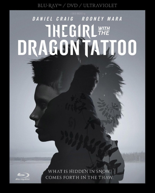 mouth-taped-shut:  The Girl With The Dragon Tattoo is out on DVD/Blu-ray TODAY.