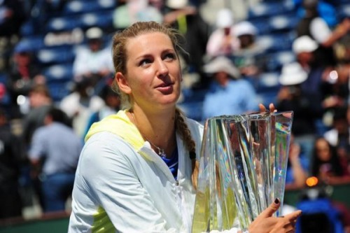 Indian Wells 2012 BNP Paribas Open Champion! :)