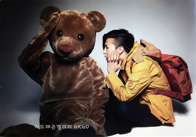 GD and the Bear XD