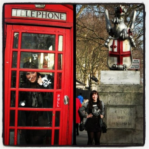 Tourist shots from London town (Taken with instagram)