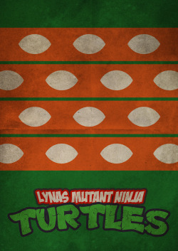 LYNAS Mutant Ninja Turtles I (2012)