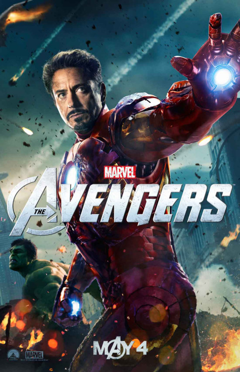 The sixth of our new posters for Marvel's The Avengers. More details!  Captain America & Hawkeye poster Nick Fury & Maria Hill poster Thor & Black Widow poster Hulk & Hawkeye poster Black Widow & Captain America  Which is your favorite of these posters?