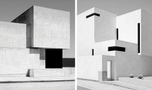 Architecture Photography Beautiful clean and minimalistic architecture photography by Nicholas Alan Cope. Works from his series 'Architecture 1'. I really love the architectural look of this straight shapes and reduced colors to black and white in his photos. More of Nicholas' works here. via: MAG.WE AND THE COLORFacebook // Twitter // Google+ // Pinterest