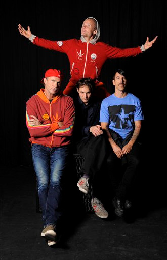 Josh - RHCP Photo Shoot March 16th 2012 - By Chris Pizzello. by http://lauklinghoffer.tumblr.com/