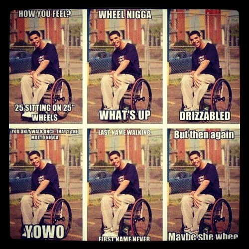 Lmao #drake  (Taken with instagram)