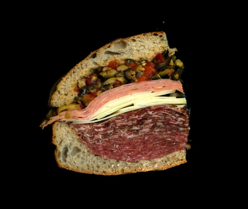 scanwiches:  Scanwiches Book Special: The Muffaletta