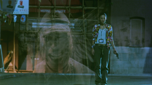 Running on Karma (Johnnie To and Wai Ka-fai, 2003)