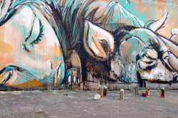 the-absolute-best-posts:  artbattles: On the streets of Roma…. ALice Pasquini  Submitted by nessastooshort Follow this blog, you will love it on your dashboard