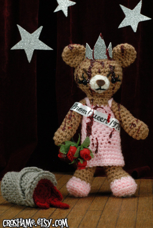 Crochet Carrie-Bear