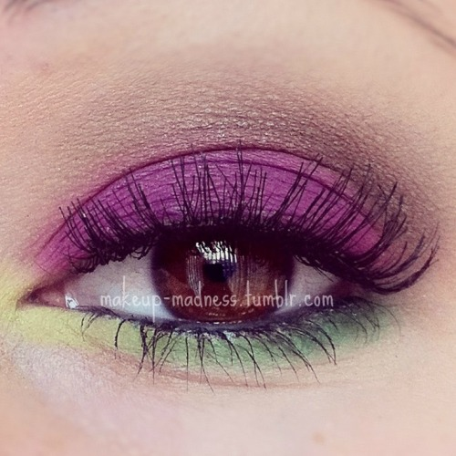 makeup-madness:  happy spring!