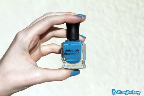 New blog post: Nail Of The Day http://www.brittanymakeup.com