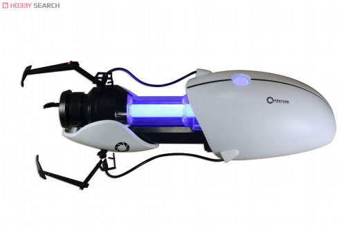 Make The Impossible Easy With The Aperture Science Handheld Portal Device Start your wallets, this replica Portal Gun enters the Think Geek Store this May. While the gun was first announced earlier this year, details were a bit scarce at the time, but now it's officially coming.  You've surely seen different home-made replicas of the infamous quantum tunneling device from Portal floating around the internet, but this represents an officially licensed Portal product, limited to a 5,000 unit quantity worldwide. At $140 and developed by NECA, the National Entertainment Collectibles Association, this is sure to be a collector's item.You can register at ThinkGeek's website for an email notification as soon as the gun goes on sale. After that, the fastest buyers are the ones who get the goods.Insert obligatory Portal quote here.Ellis Stoneback // Super PolyPixel