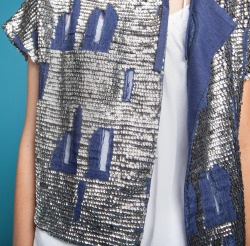 Rain Worn Top, Burning Torch Spring 2012 Lookbook