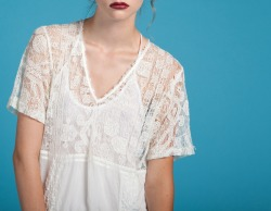 Nightfall Top, Burning Torch Spring 2012 Lookbook