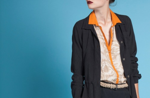 Jane Top, Sunburst Top, Burning Torch Spring 2012 Lookbook