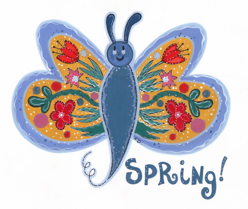 Spring!  © Holly DeWolf