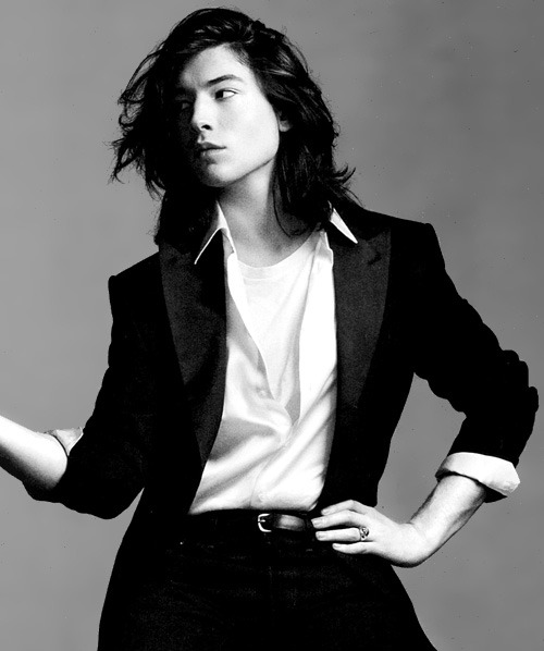 katalepsja:  Ezra Miller @ L'UOMO VOGUE photographer: Bjorn Iooss stylist: Michael Philouze Scan from Steelmachines