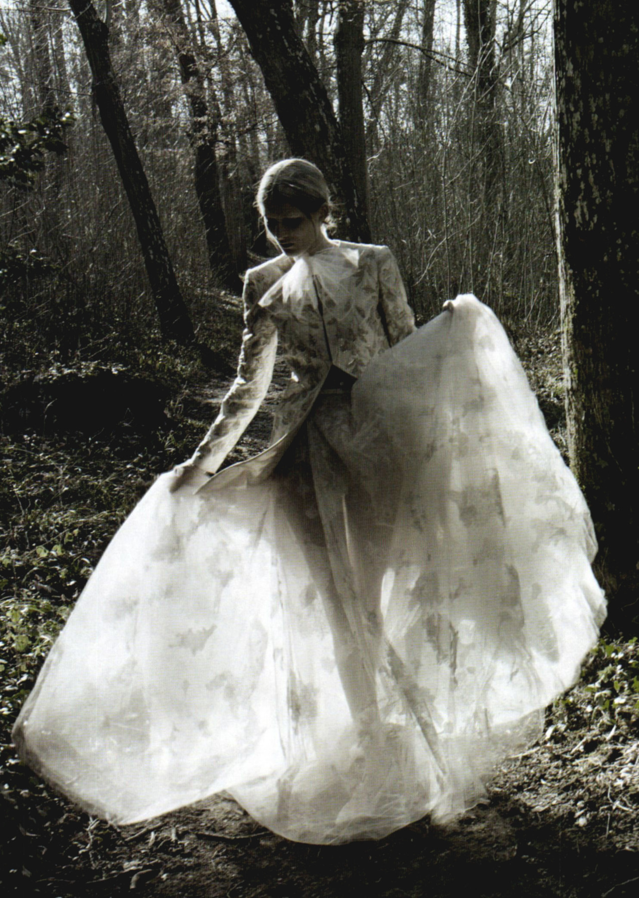 Vogue Italia March 2012, Couture Supplement