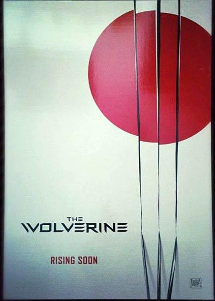 possible teaser poster for The Wolverine…